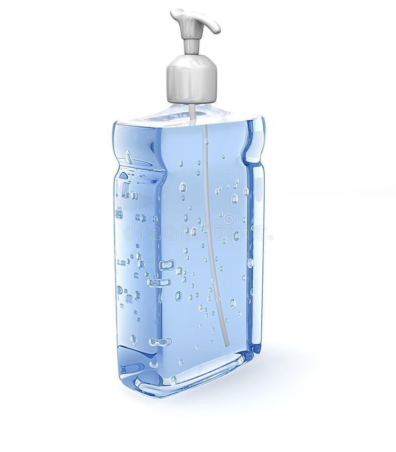 Hand Sanitizer stock illustration