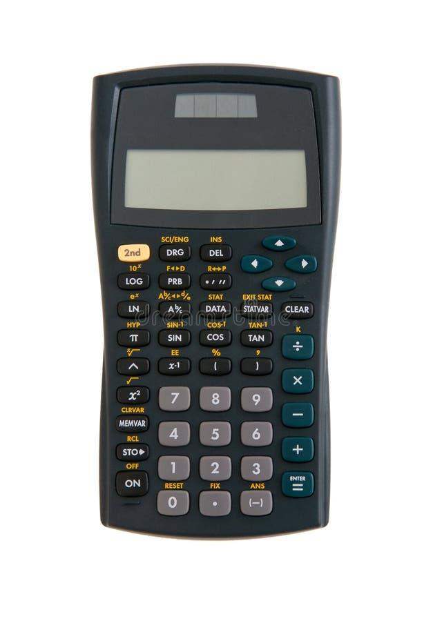 Download Hand Scientific Calculator stock photo. Image of high - 22253918