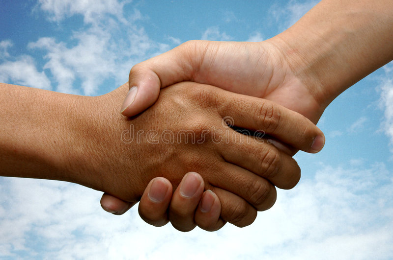 Download Hand Shake stock image. Image of greet, friendship, person - 172283