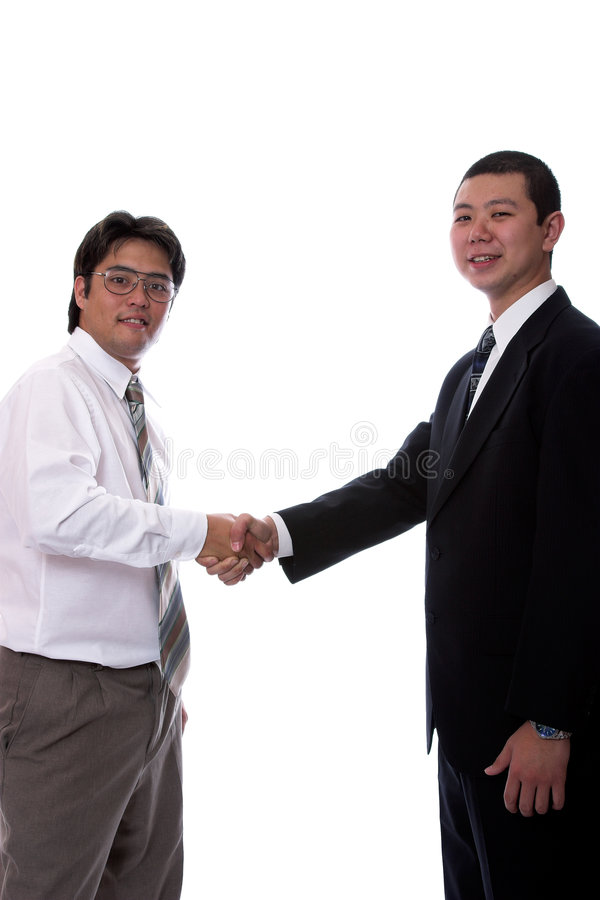 Download Hand shake 3 stock image. Image of future, done, business - 1364437
