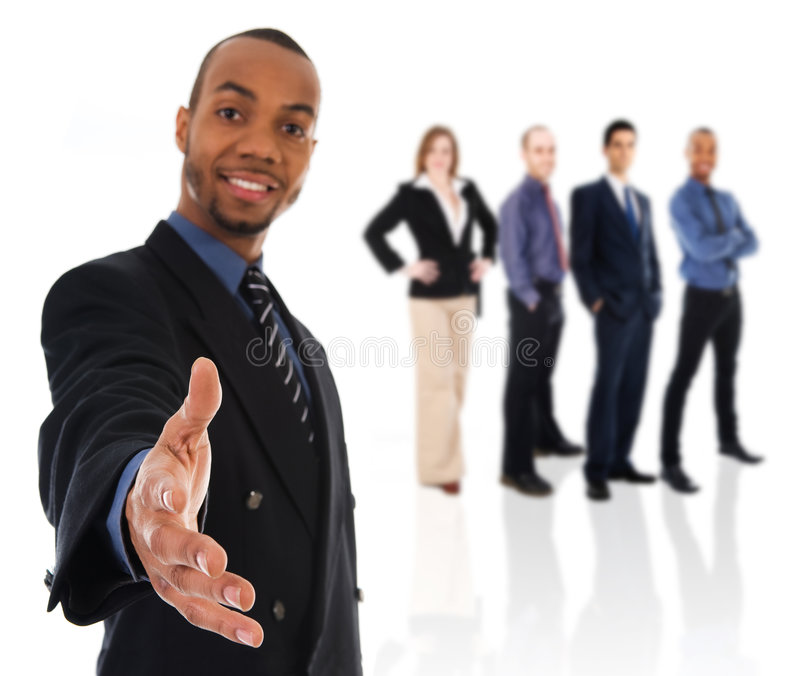 Download Hand shake stock photo. Image of formal, hired, giving - 6441202
