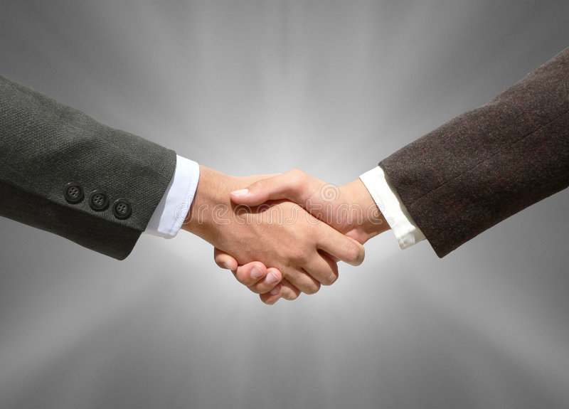 Download Hand Shaking stock photo. Image of congratulating, achievement - 330798
