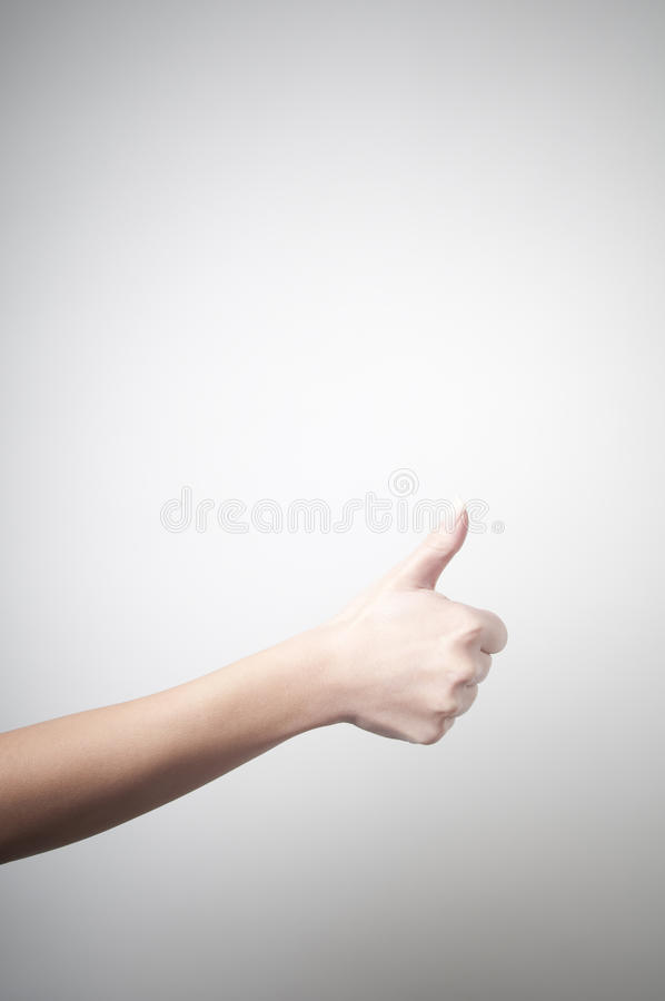 Download Hand showing OK sign stock photo. Image of fingers, metaphors - 12729236