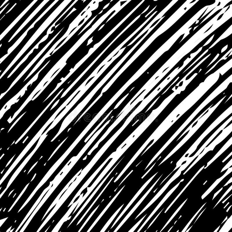 Hand som dras för att klottra bakgrund stock illustrationer