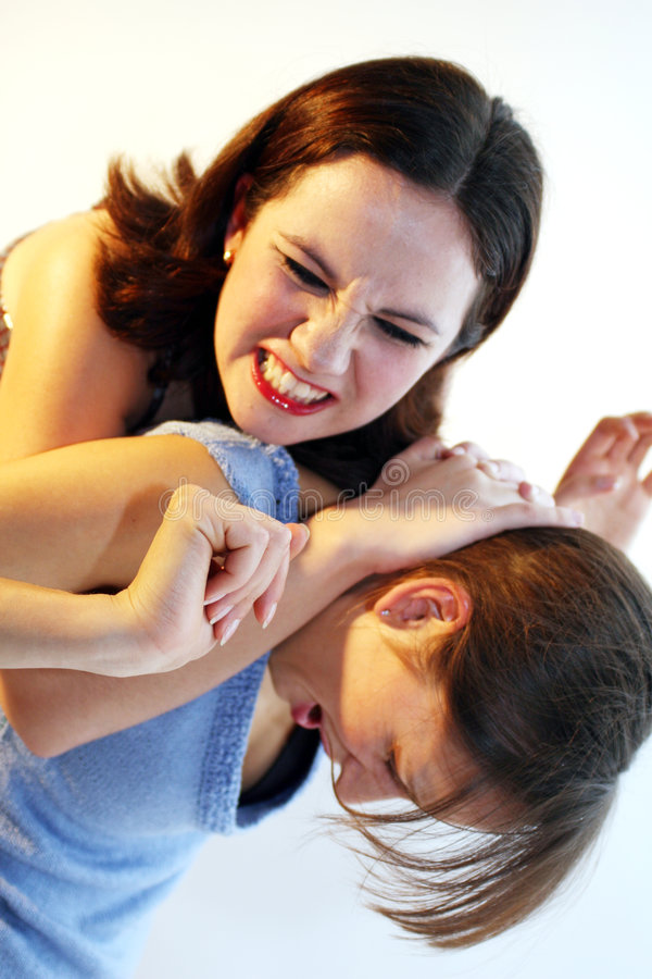 Hand to hand combat stock images