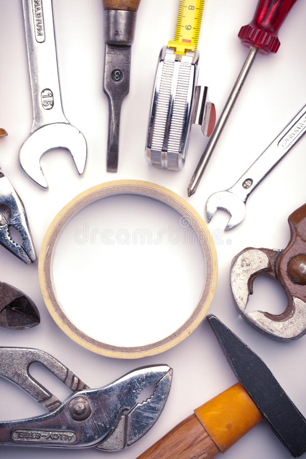 Download Hand Tools - Abstract Background Stock Photo - Image: 20895758