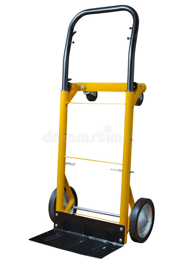 Download Hand Truck stock image. Image of tool, cart, hand, object - 20558555