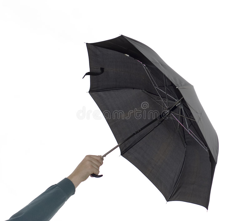 Download Hand And Umbrella Stock Images - Image: 1717124