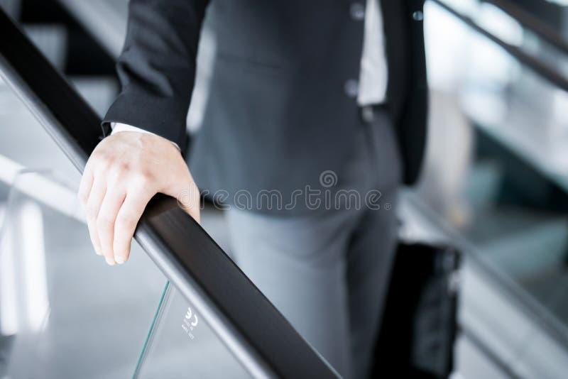 Hand van afgevaardigde stock afbeeldingen