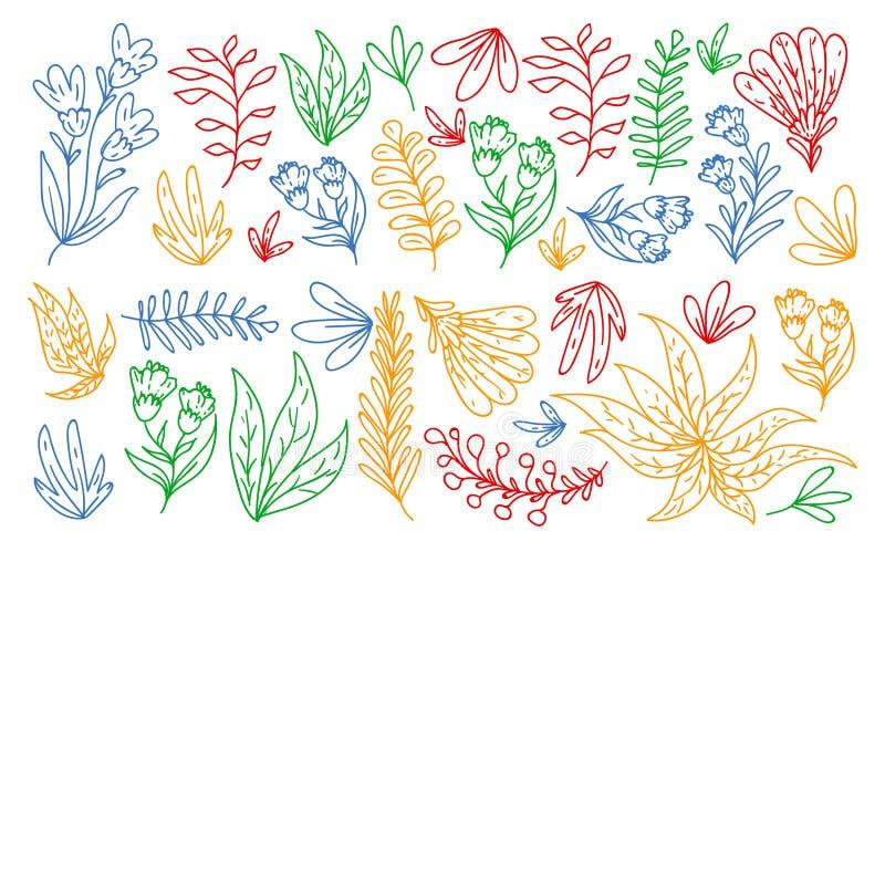 Beautiful Nature Logos Or Wedding Monograms Collection