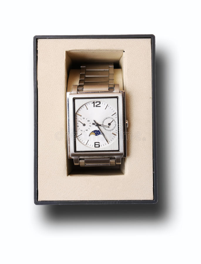 Hand watch stock images
