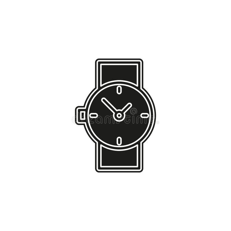 Hand watch icon, Clock icon - Clock symbol, vector Clock isolated vector illustration