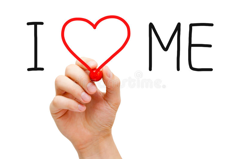 Download I Love Me Stock Photography - Image: 30273592