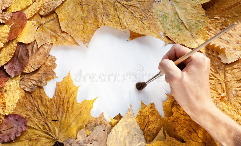 Download Hand Writing On A Paper List Stock Photo - Image of romantic, paper: 11494746