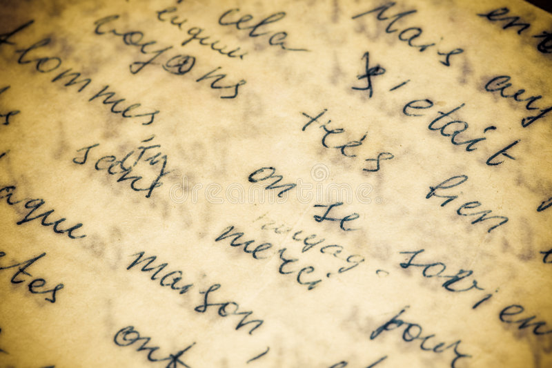 Download Hand Written Texture Stock Image - Image: 8822311