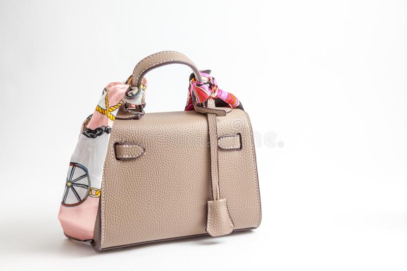 An handbag for women royalty free stock photography