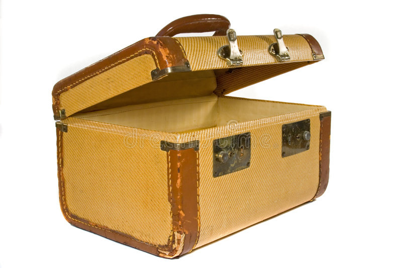 handbagage royaltyfria bilder
