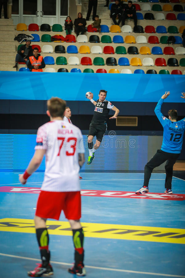 handball lizenzfreies stockfoto