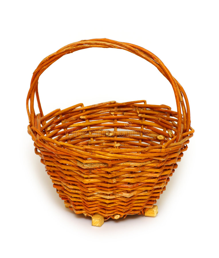 Download Handbasket stock image. Image of handwork, arts, wicker - 6603303