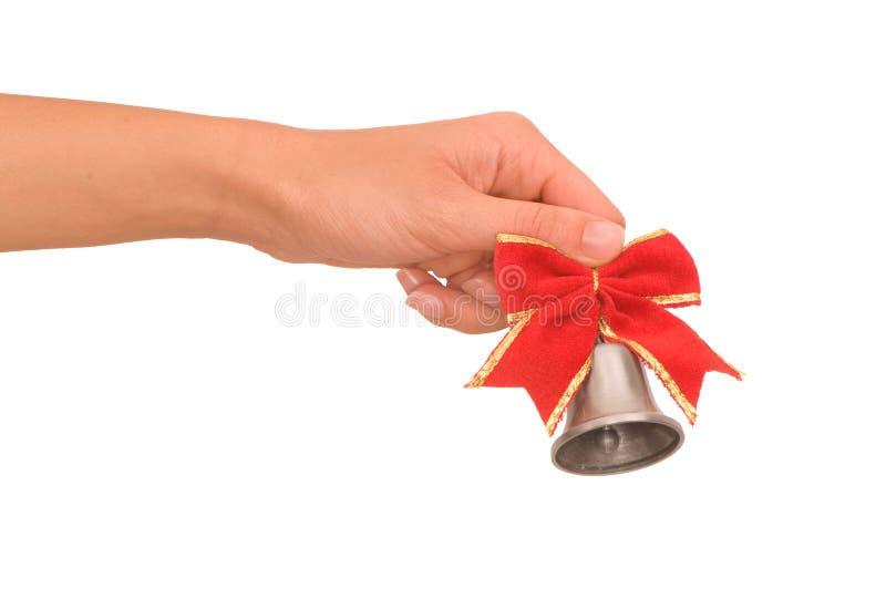 Handbell stock foto