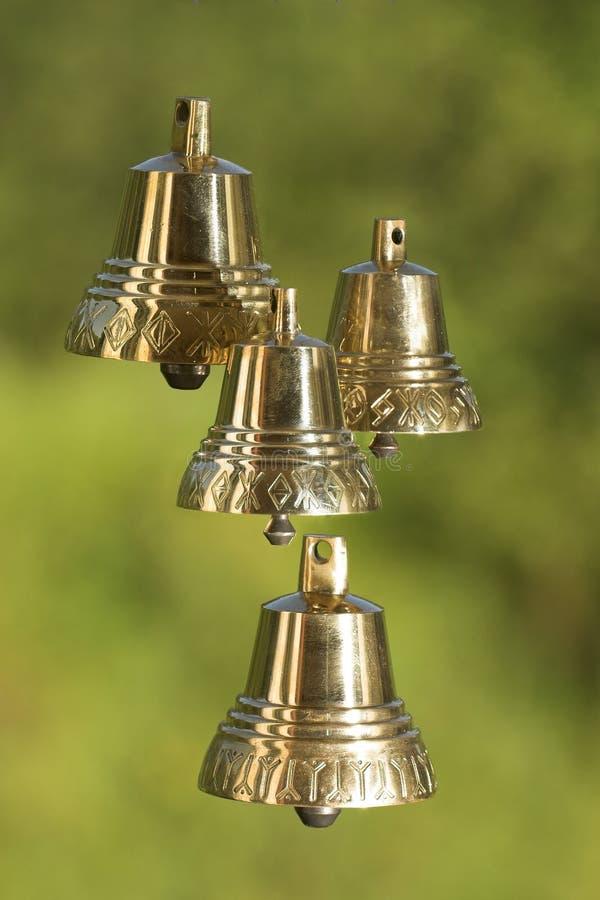 handbells zdjęcie stock