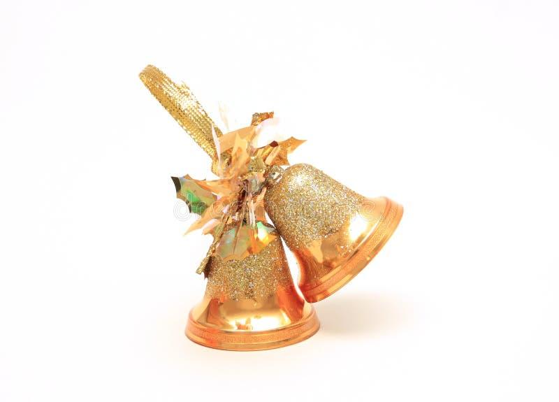 handbells de Noël image stock