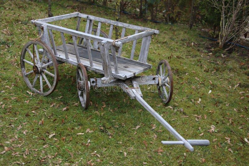 handcart стоковое изображение