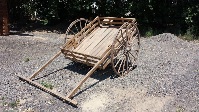 handcart zdjęcie stock