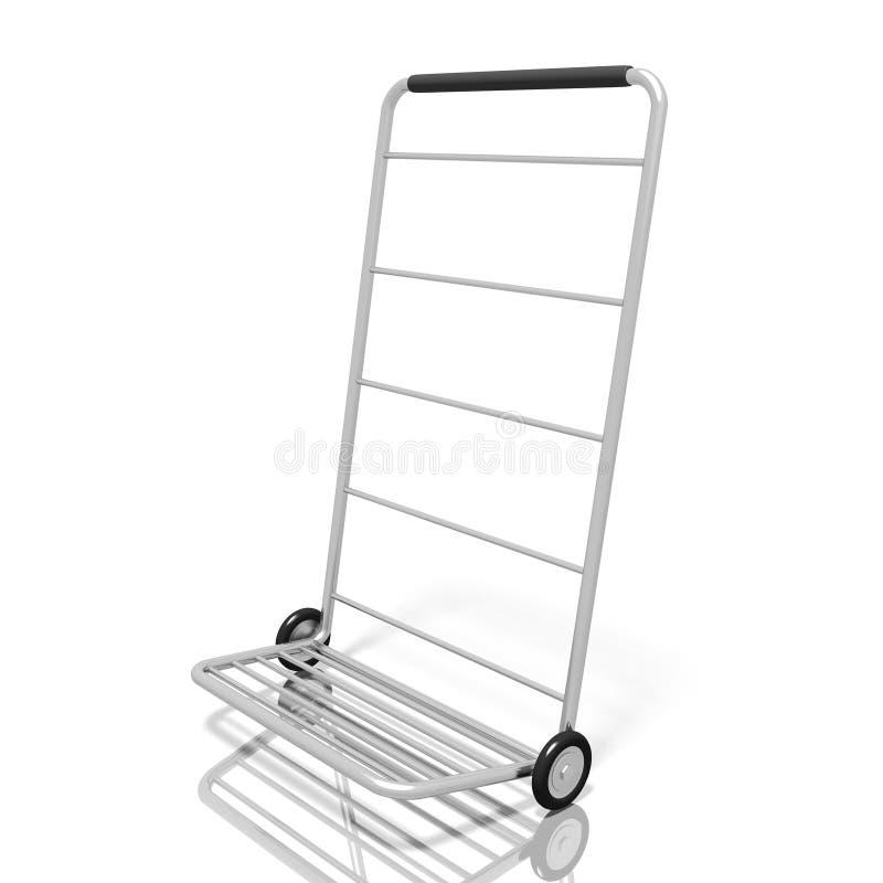 handcart illustration de vecteur