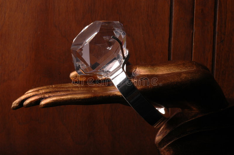 handcirkeln sculpted royaltyfri fotografi