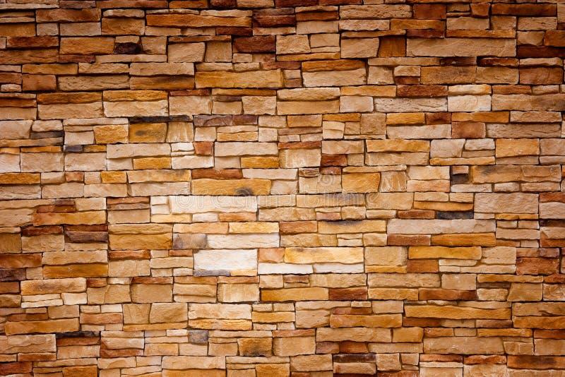 Handcraft le mur de briques photos libres de droits