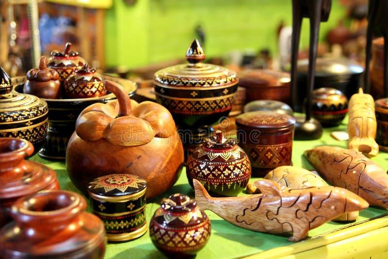 handcraft souvenir arkivbilder