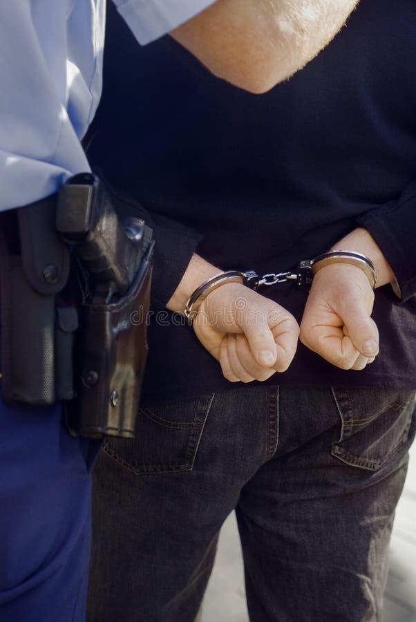 Download Handcuffed Criminal stock image. Image of criminal, police - 10941527
