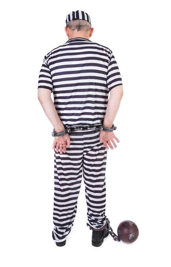 Download Handcuffed prisoner stock image. Image of iron, frustration - 28269247