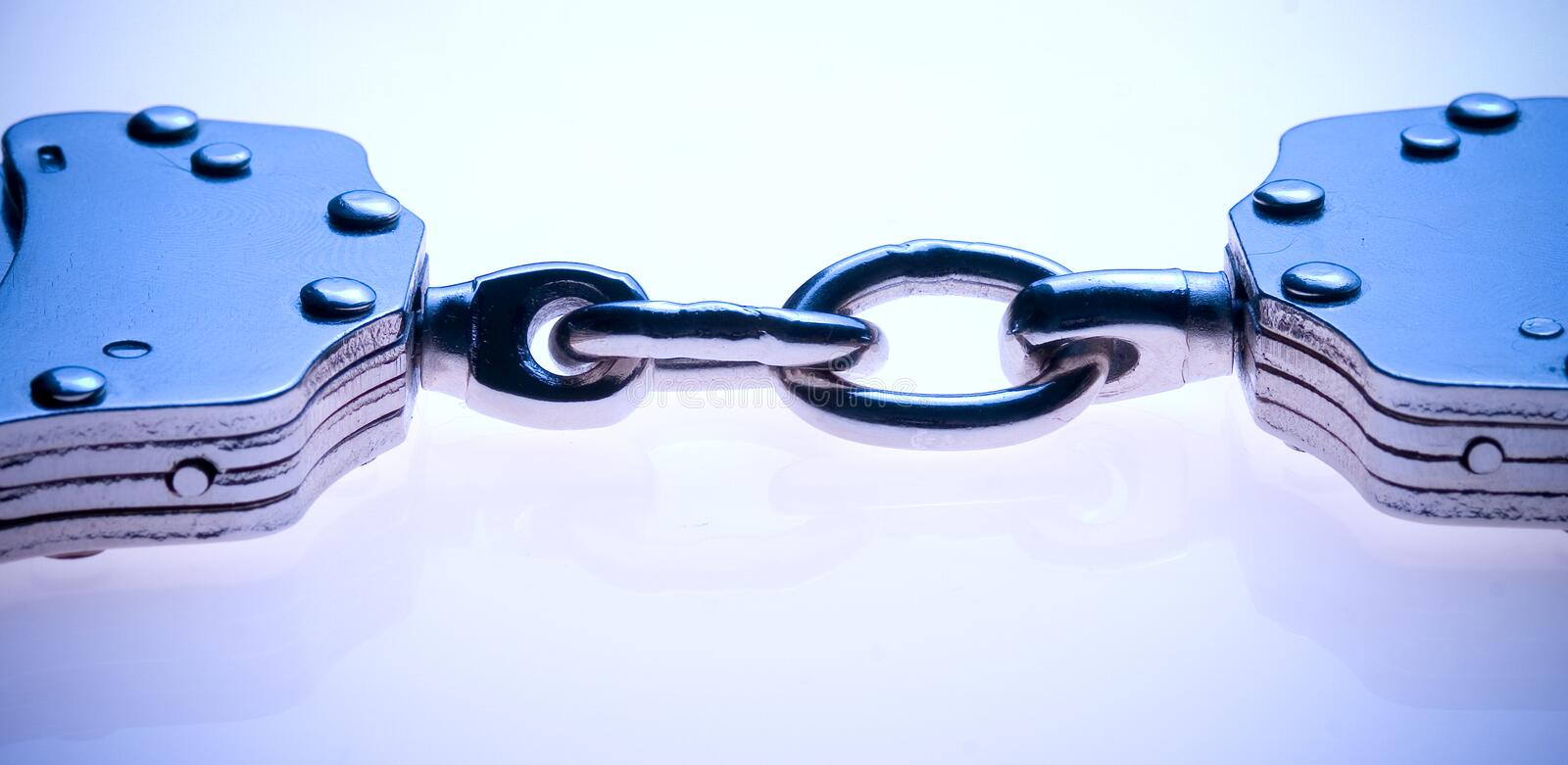 Download Handcuffs stock photo. Image of crime, metal, arrest, prison - 1420608