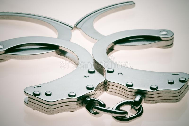 Handcuffs Gratis Stock Foto's