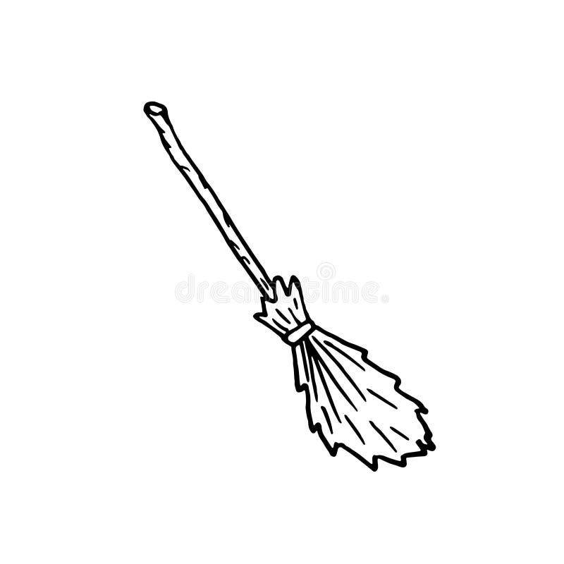 Handdrawn doodle arrow icon. Hand drawn black arrow sketch. Sign stock illustration