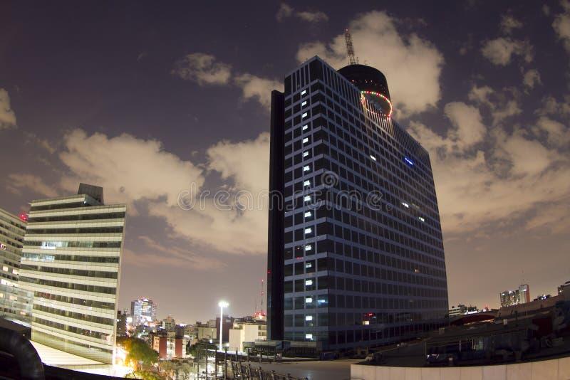 Handel światowy centre, Mexico - miasto zdjęcia stock