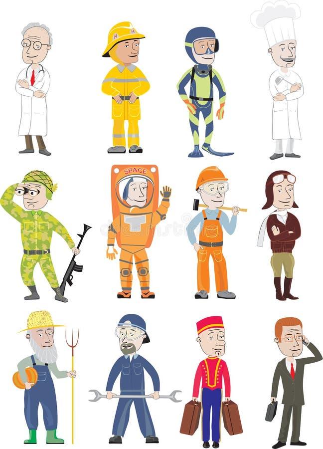 handel royaltyfri illustrationer