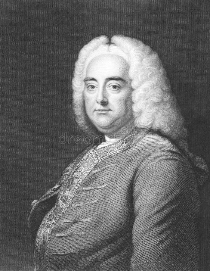 Download Handel editorial photography. Image of hair, human, famous - 19444082