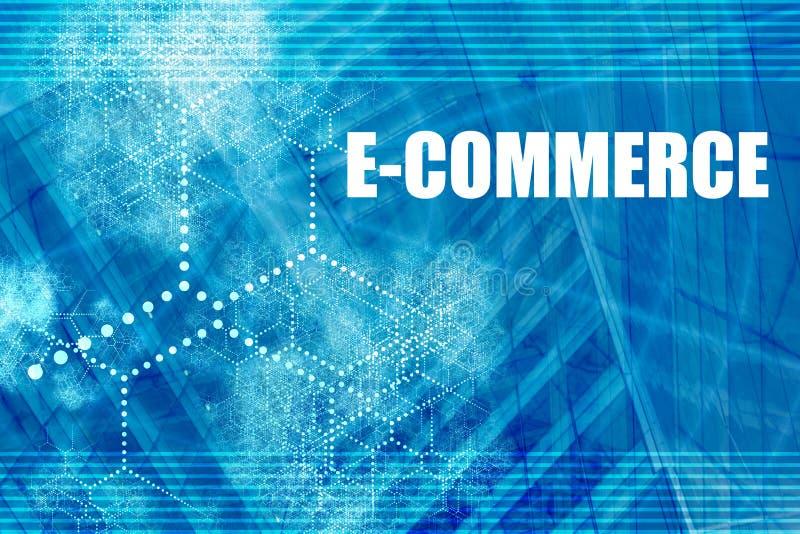 handel elektroniczny ilustracji