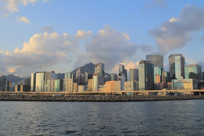 Download Handel, Industrie En Industriezone Met Kwun Tong Bypass Stock Afbeelding - Afbeelding bestaande uit handel, stad: 54076989
