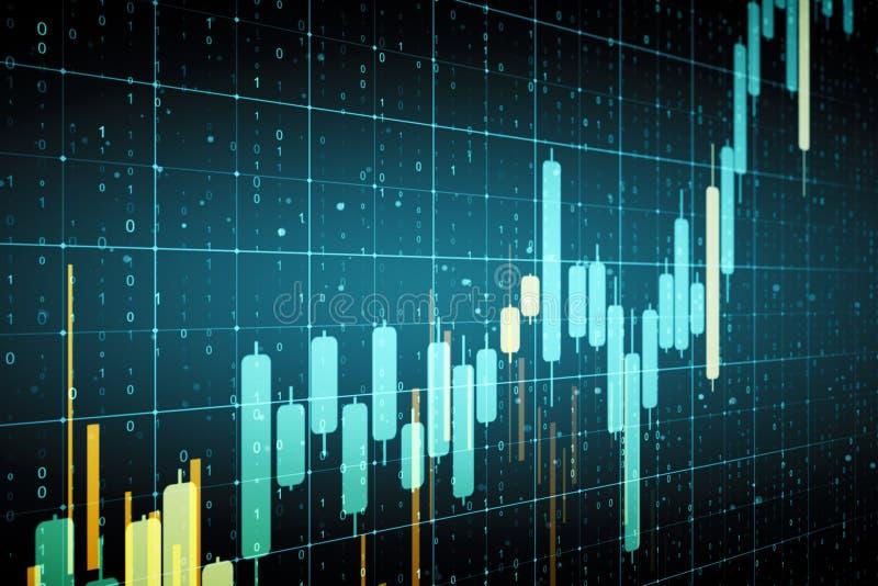 Handel- och handelbegrepp vektor illustrationer