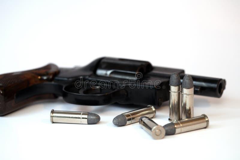 handeldvapen arkivbild