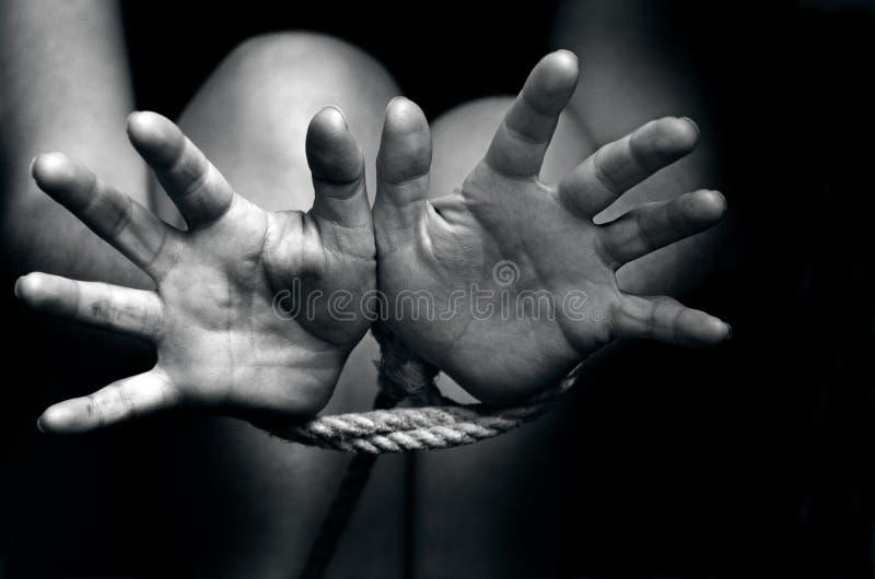 Handelnder Mensch - Konzept-Foto stockfotos