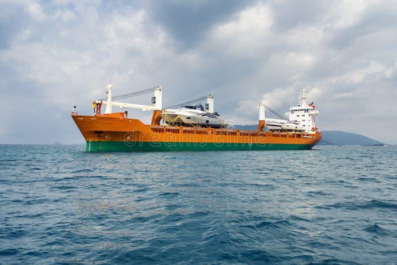 Handelsschiff stockbilder