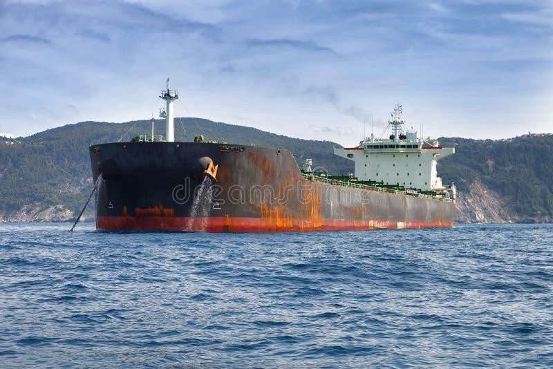 Handelsschiffschiff stockfotos