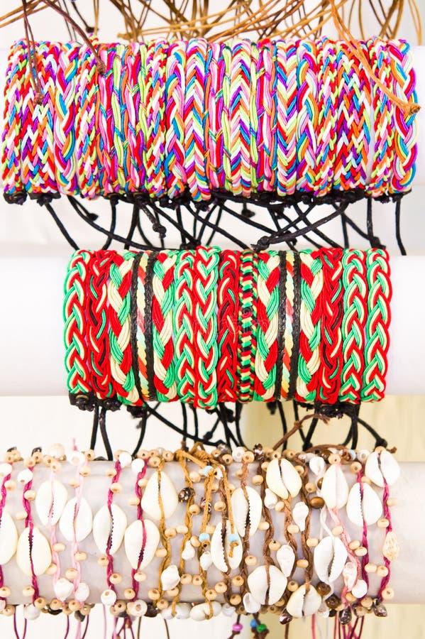 Handgelenkbänder stockbild