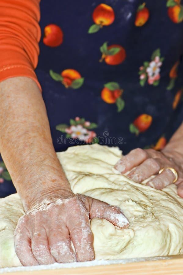 Handgemachtes Brot lizenzfreies stockfoto