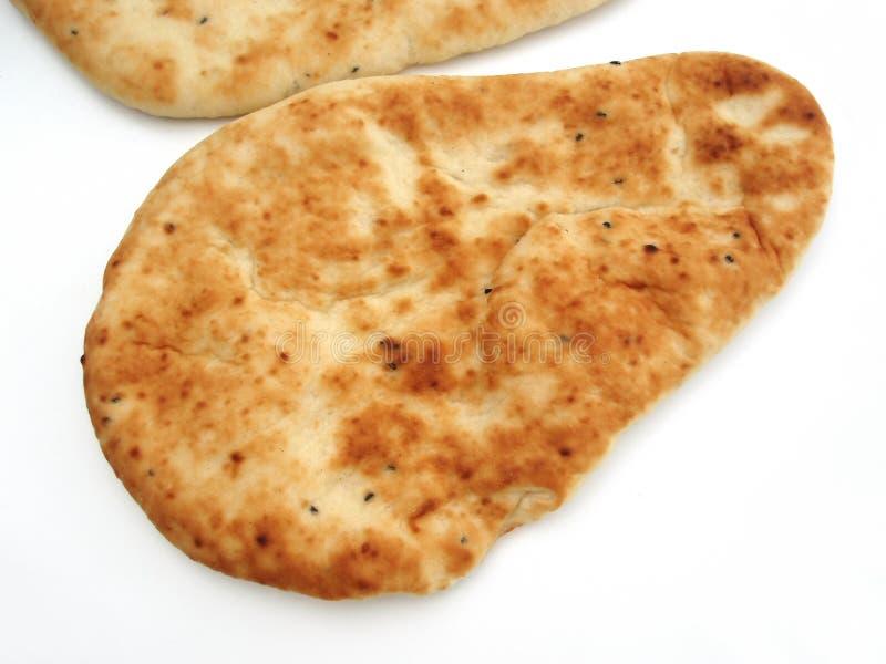 Handgemachtes türkisches Brot stockfotos